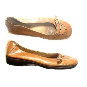 Aerosoles | Brown Tan 10W Ballet Flats
